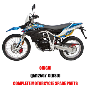 QINGQI QM125GY-G BSD Engine Parts Motorcycle Body Kits Spare Parts Original