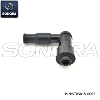 90 degree rubber ignition Coil Head (P/N: ST03015-0005) Top Quality