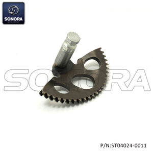 Kickstart Shaft Gear Runner FX 180 (P/N:ST04024-0011) Top Quality
