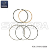 GS125 PISTON RING COMP (P/N:ST04043-0008) Top Quality