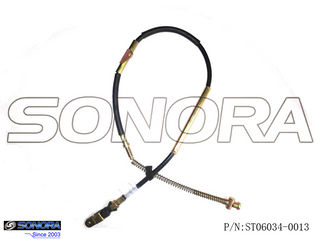 QINGQI QM125-2C Rear brake cable (P/N:ST06034-0013) Top Quality