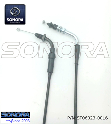 Znen Scooter Retro ZN50QT-E1 Throttle cable(P/N:ST06023-0016) top quality