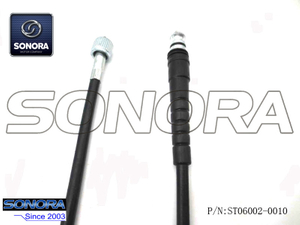 Qingqi Scooter QM125T-10H Speedometer cable(P/N:ST06002-0010)top quality