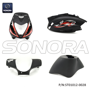 Piaggio ZIP full set painting fairing kit (P/N:ST01012-0028) Top Quality