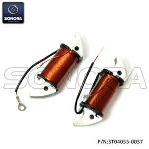 Piaggio Ciao Coil set(P/N:ST04055-0037) top quality
