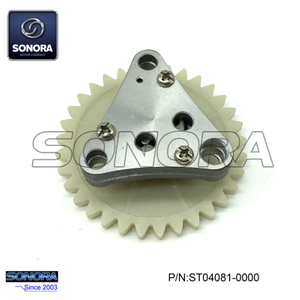 GY6-50 139QMA 139QMB Oil Pump Assy(P/N:ST04081-0000)Top Quality