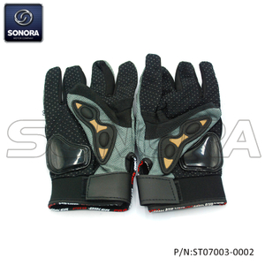 gloves gray size 9 Large(P/N:ST07003-0002) Top Quality