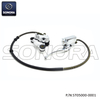 Retro Front brake system complete set (P/N: ST05000-0001) Top Quality