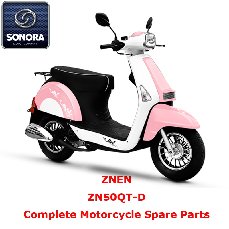 Znen ZN50QT-D Complete Scooter Spare Part