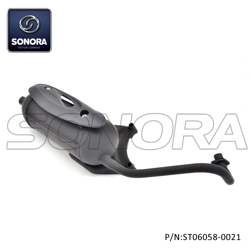 Exhaust for Piaggio Zip Fly 50 4T (P/N:ST06058-0021) Top Quality