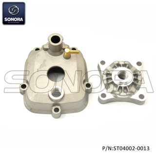 DERBI SENDA CYLINDER HEAD for 40MM cylinder (P/N:ST04002-0013) Top Quality