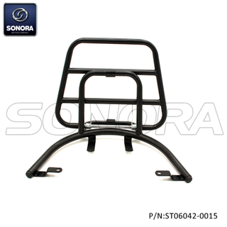 Piaggio Zip Rear carrier matt black(P/N:ST06042-0015) top quality