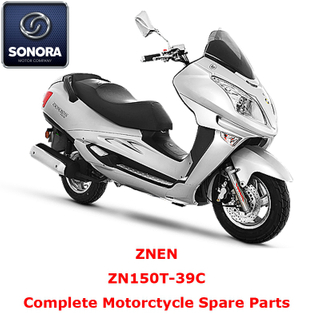 Znen ZN150T-39 Complete Scooter Spare Part