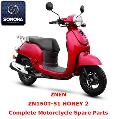 Znen ZN150T-51 HONEY 2 Complete Scooter Spare Part
