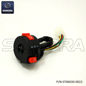 Left handle switch (P/N:ST06030-0022) Top Quality