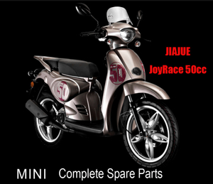 Jiajue 50cc Scooter Parts MINI Scooter Parts