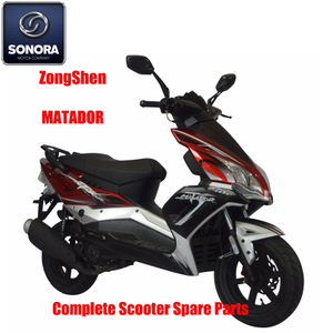 Zongshen MATADOR Complete Scooter Spare Parts Original Spare Parts