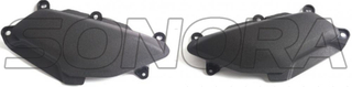 YAMAHA N-MAX 155 Deck board COVER SIDE L./Deck board COVER SIDE R. (P/N: 2DP-F171E/1X-00) Top Quality
