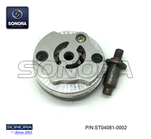 GY6 125CC 152QMI BAOTIAN BT125T-21A3 3C Oil Pump Assy (P/N:ST04081-0002) Complete Spare Parts High Quality