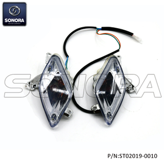 SYM Fiddle2 Rear Left&Right Winker set 3360A-ALA-0000 Replica(P/N:ST02019-0010) top quality