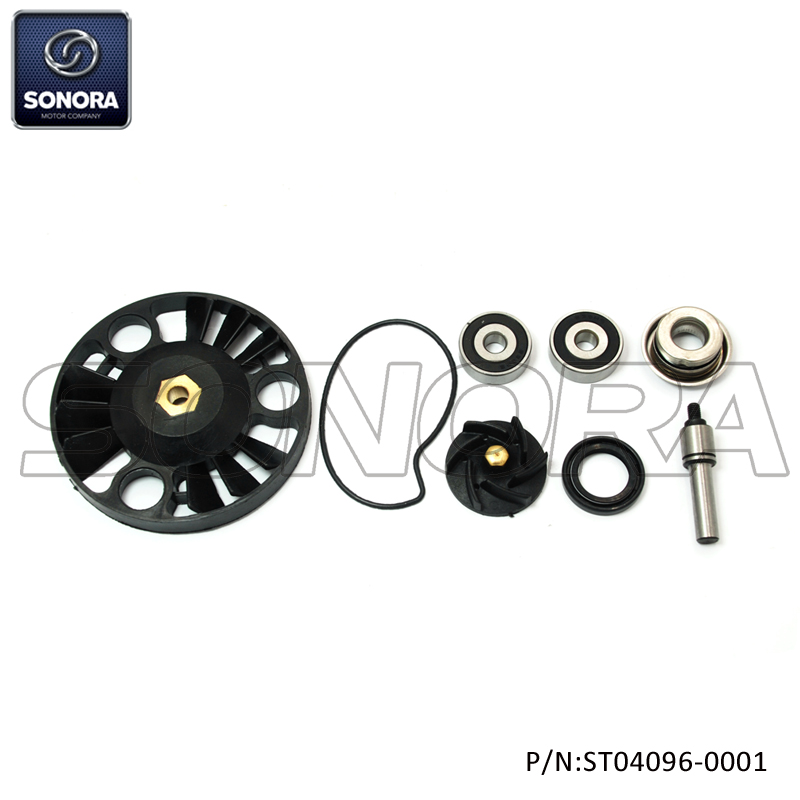 Sport City Scarabeo Atlantic,Nexus 07-08 CO Runner Vx 4T,125 Beverly X8,9 Vespa Granturismo05-07 Water pump repair kit(P/N:ST04096-0001) Top Quality