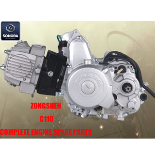 Zongshen C110 Complete Engine Spare Parts Original Parts