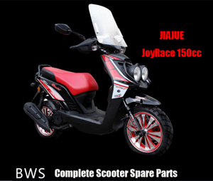 Jiajue BWS150 Scooter Parts Complete Scooter Parts