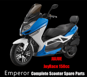 Jiajue Emperor150 Scooter Parts Complete Scooter Parts