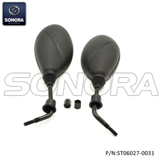 Mirorr Set Piaggio Zip CM180201 CM180202 (P/N:ST06027-0031) Top Quality