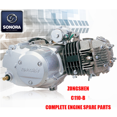 Zongshen C110-B Complete Engine Spare Parts Original Parts