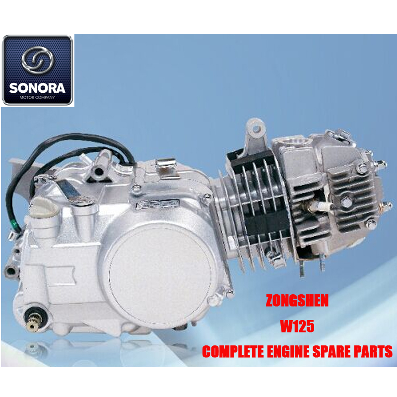 Zongshen W125 Complete Engine Spare Parts Original Parts