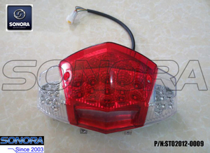 BAOTIAN BT49QT-20CA4 TAIL LIGHT Original Quality Parts (P/N: ST02012-0009) Top Quality