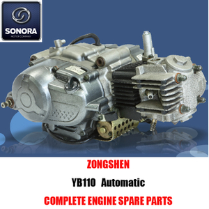 Zongshen YB110 Automatic Complete Engine Spare Parts Original Parts