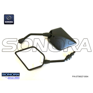 BAOTIAN BT49QT-9F3(3C)R. / L. Mirror Comp Back (P/N: ST06027-0004) Top Quality