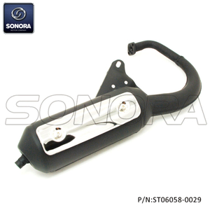 BWS 50 Slider Exhaust (P/N:ST06058-0029) Top Quality